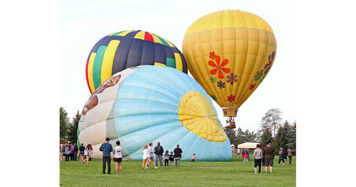Balloon Festival, Weld County