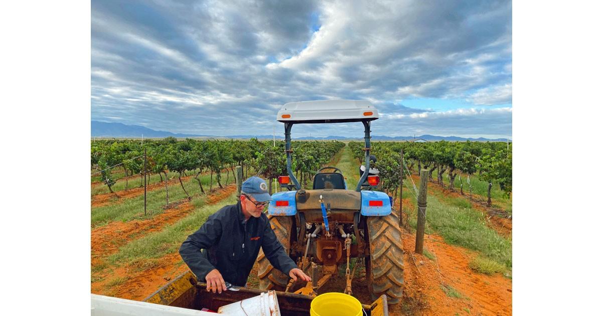 Callaghan Vineyards with Kent Callaghan (C) Callaghan Vineyards