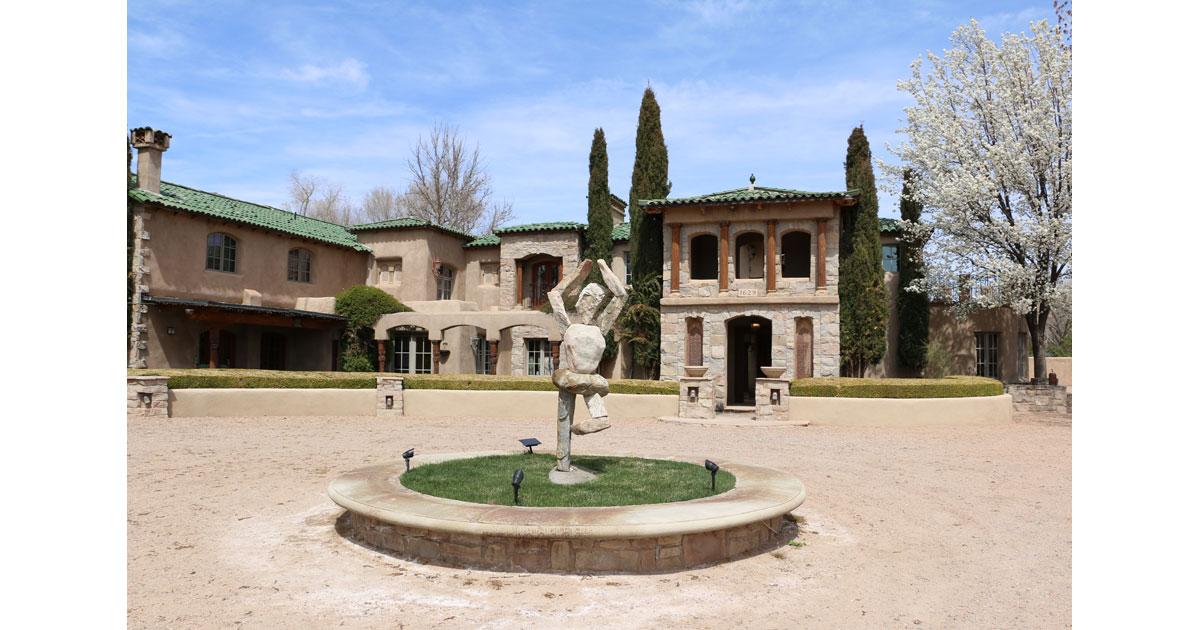 Casa Rondena Winery in Albuquerque, New Mexico