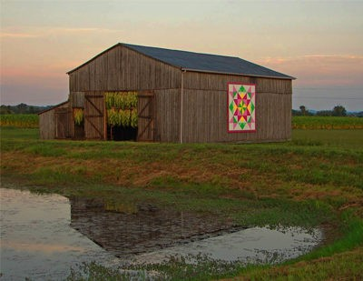 Central Kentucky Barn Quilt Tour