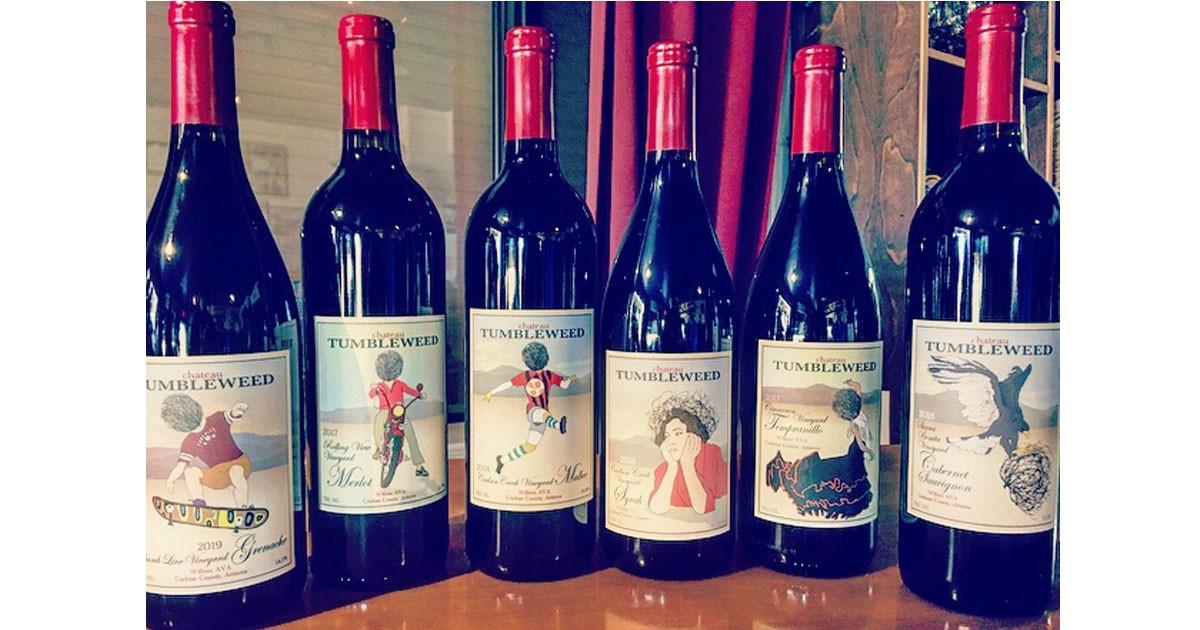 Chateau Tumbleweed Wine (C)Chateau Tumbleweed