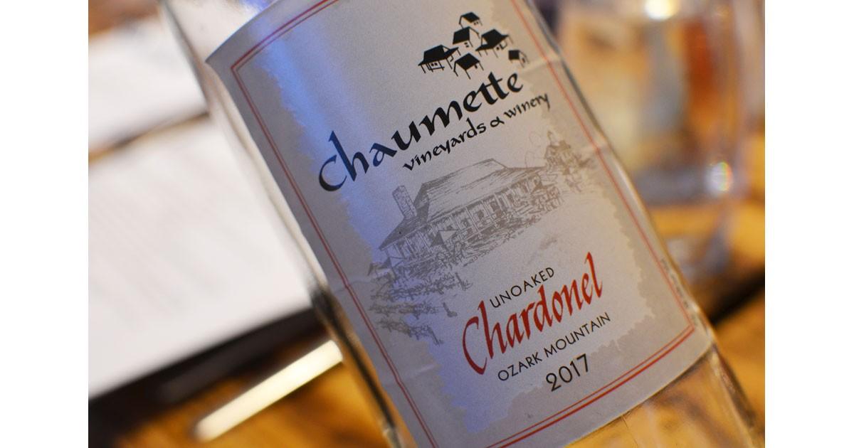 Chaumette Chardonel