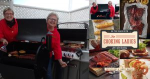 Cooking Ladies - On the Road, Let's Get Grilling!