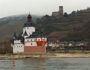 Cruising the Rhine River