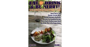 Eat, Drink & Be Merry Magazine - Vol. 1