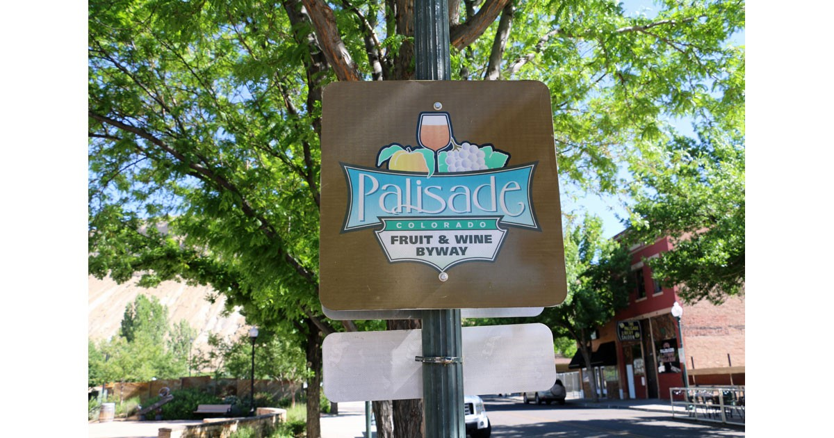 Follow the Palisade Fruit and Wine Byway