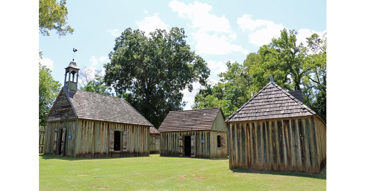 Fort St. Jean Baptiste State Historic Park