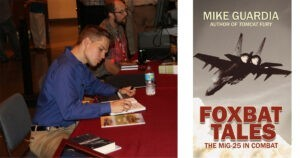 Mike Guardia - Foxbat Tales