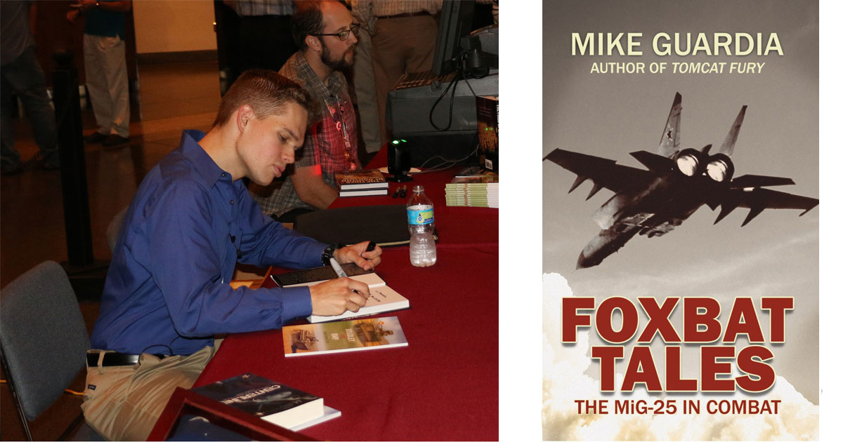 Mike Guardia - Foxbat Tales