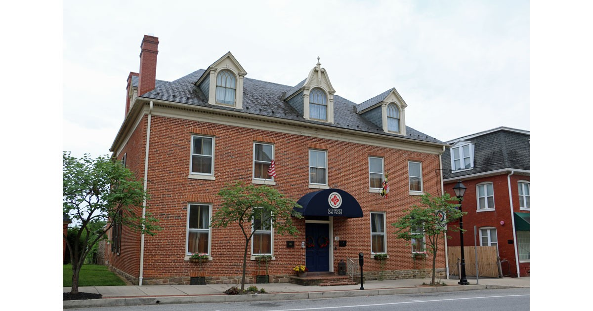 Georges on York Bed and Breakfast in Taneytown, Maryland