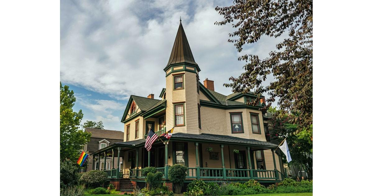 Hummingbird Inn in Easton, Maryland
