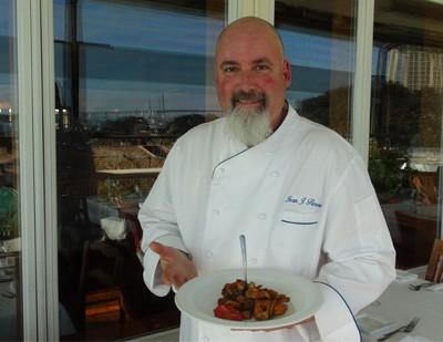 Chef Ivan Flowers