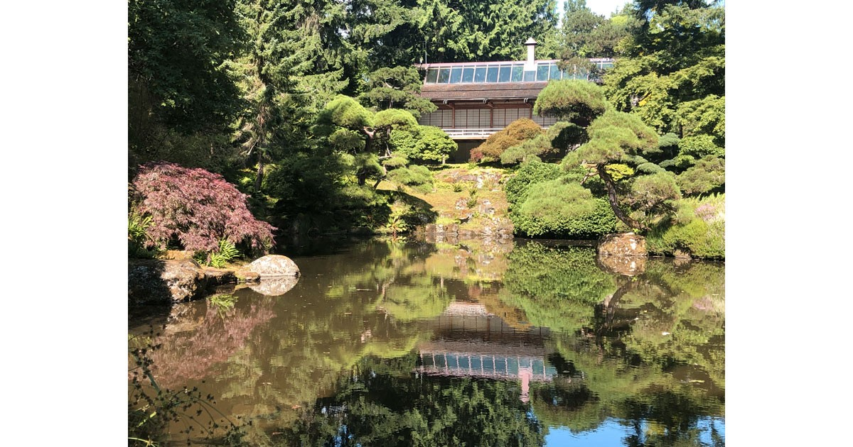 Japanese Garden and Guest House