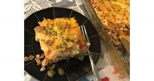 Lasagna Meat Pie