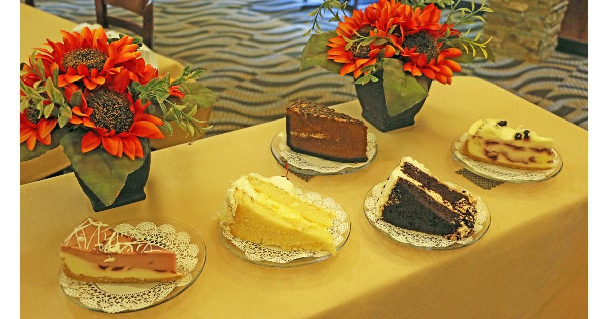 Leave Room for Dessert