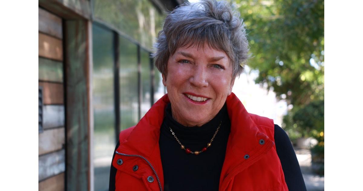 Author and Writer Linda Ballou