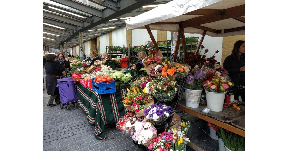Market day San Sebastiån