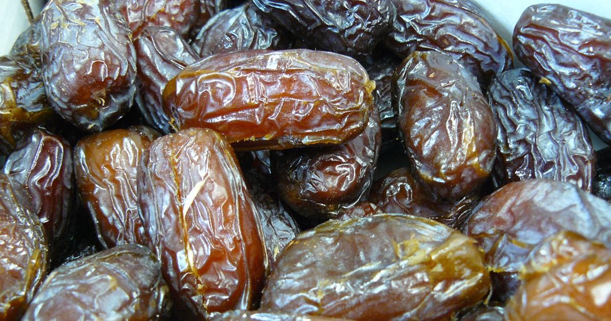 Nutritious Medjool Dates