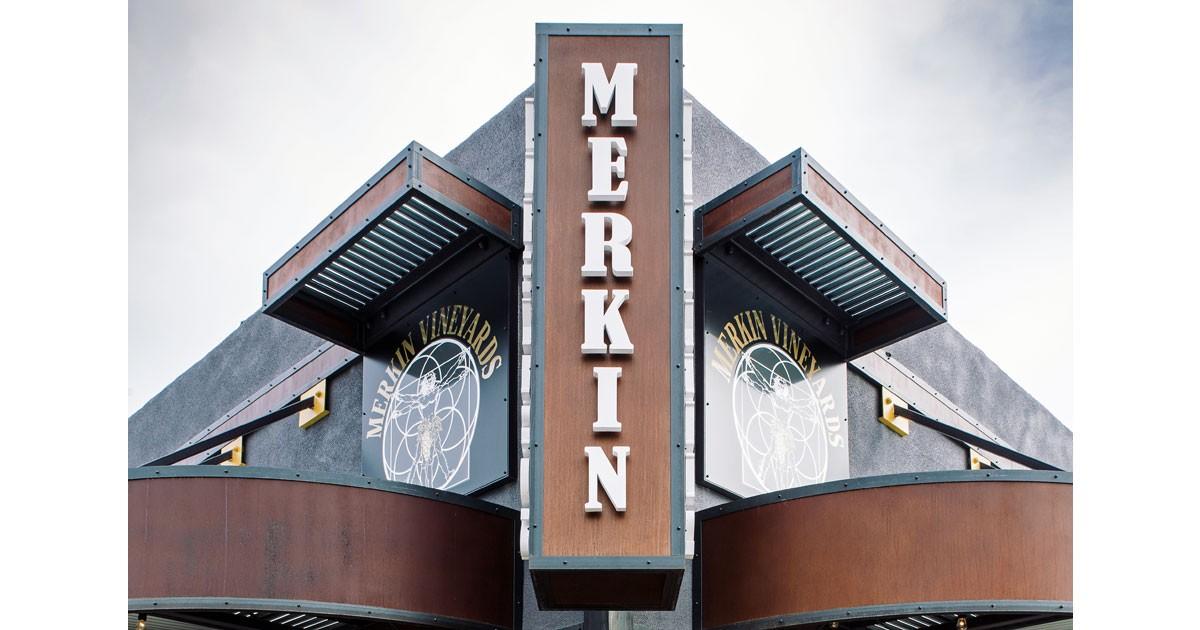 Merkin Viineyards Tasting Room (C) Merkin Vineyards