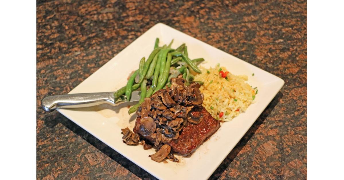 More Riverside Steakhouse Favorites