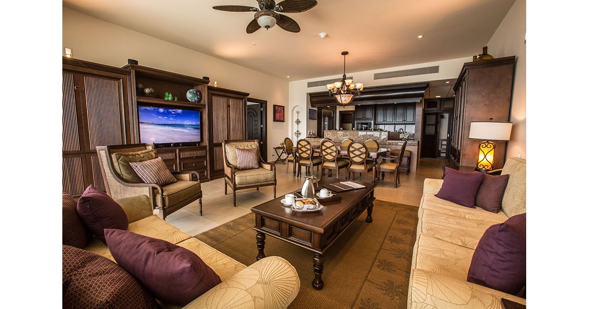 Multi-generational travel family suite at Grand Residences