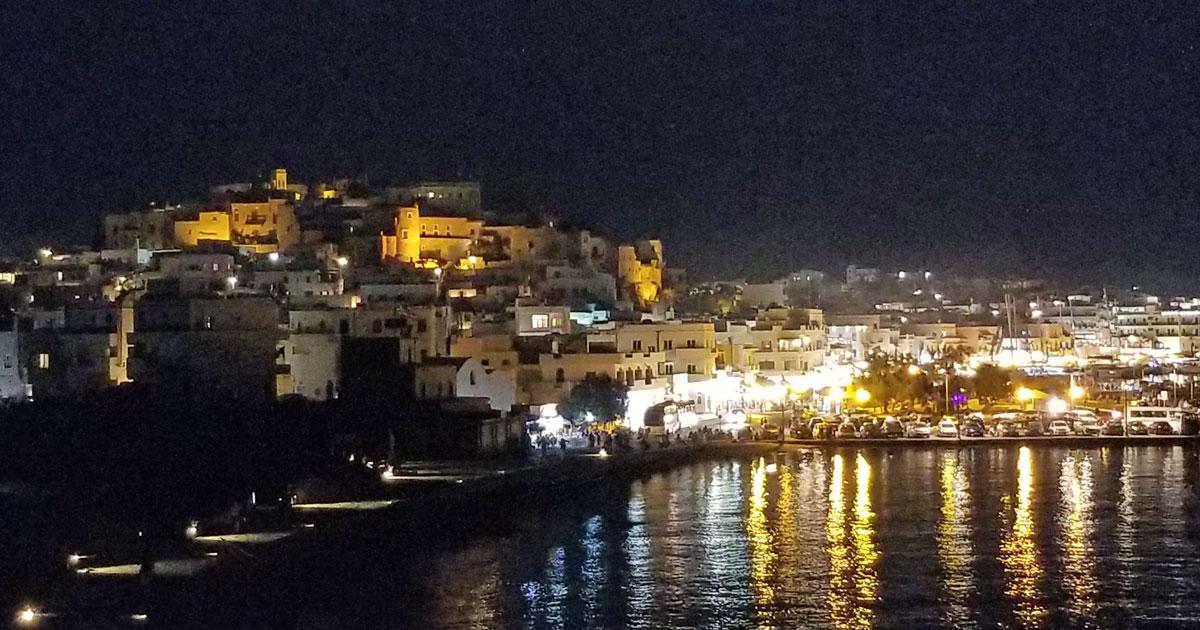 Paros-PortoVino In the Greek Isles