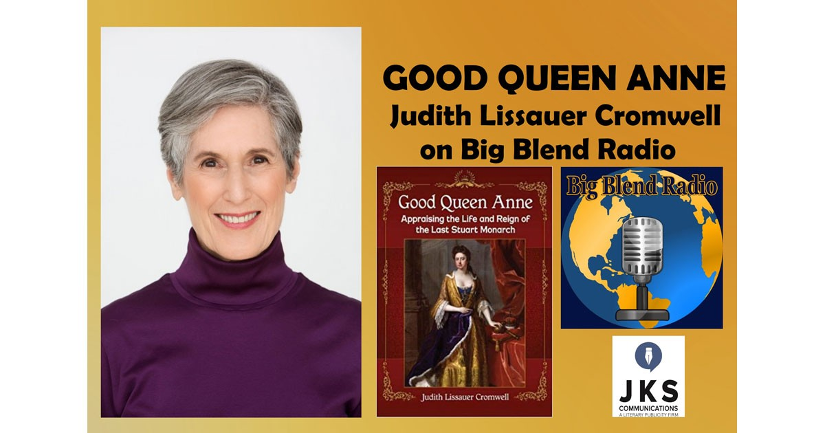 Good Queen Anne podcast