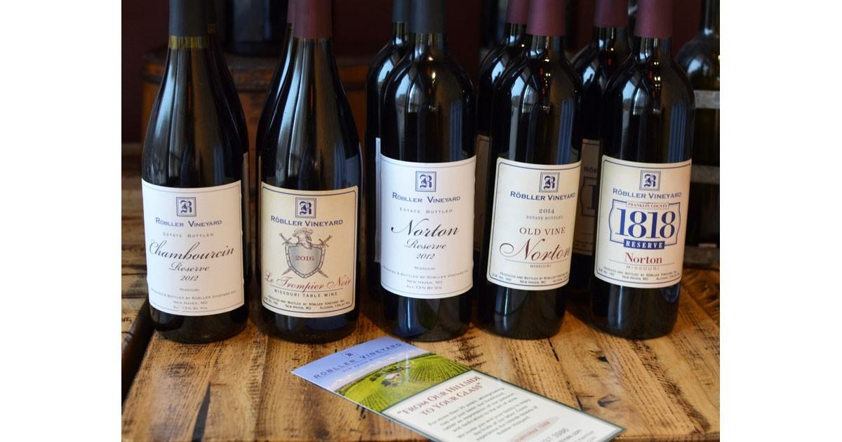Röbller Vineyard and Winery