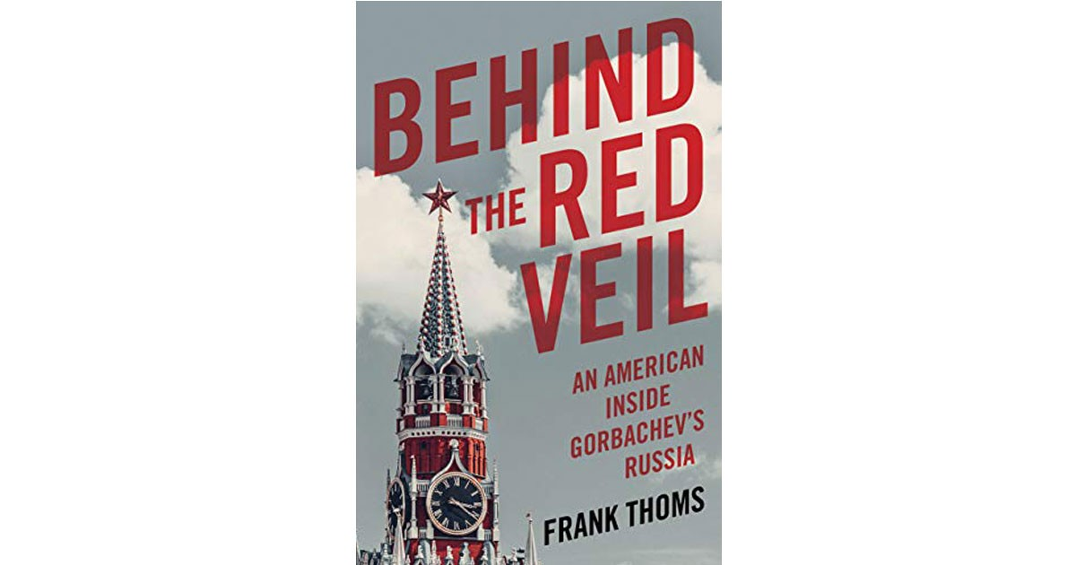 Behind the Red Veil - Frank Thoms