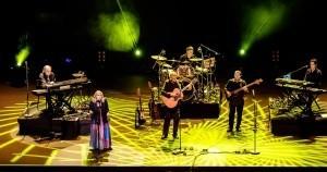 Renaissance live in Belo Horizonte Brazil - Annie Haslam
