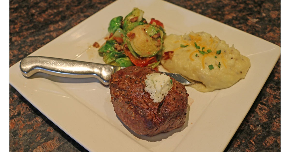 Riverside Steakhouse Dinner