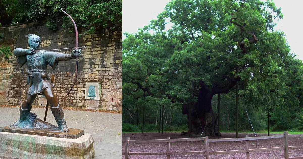 Robin Hood & Major Oak - Sherwood Forest.jpg
