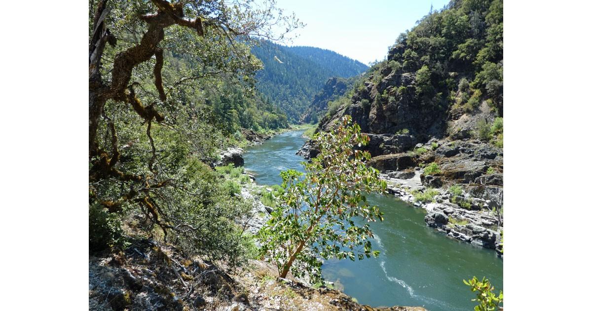 Rogue River; Photo Linda Ballou