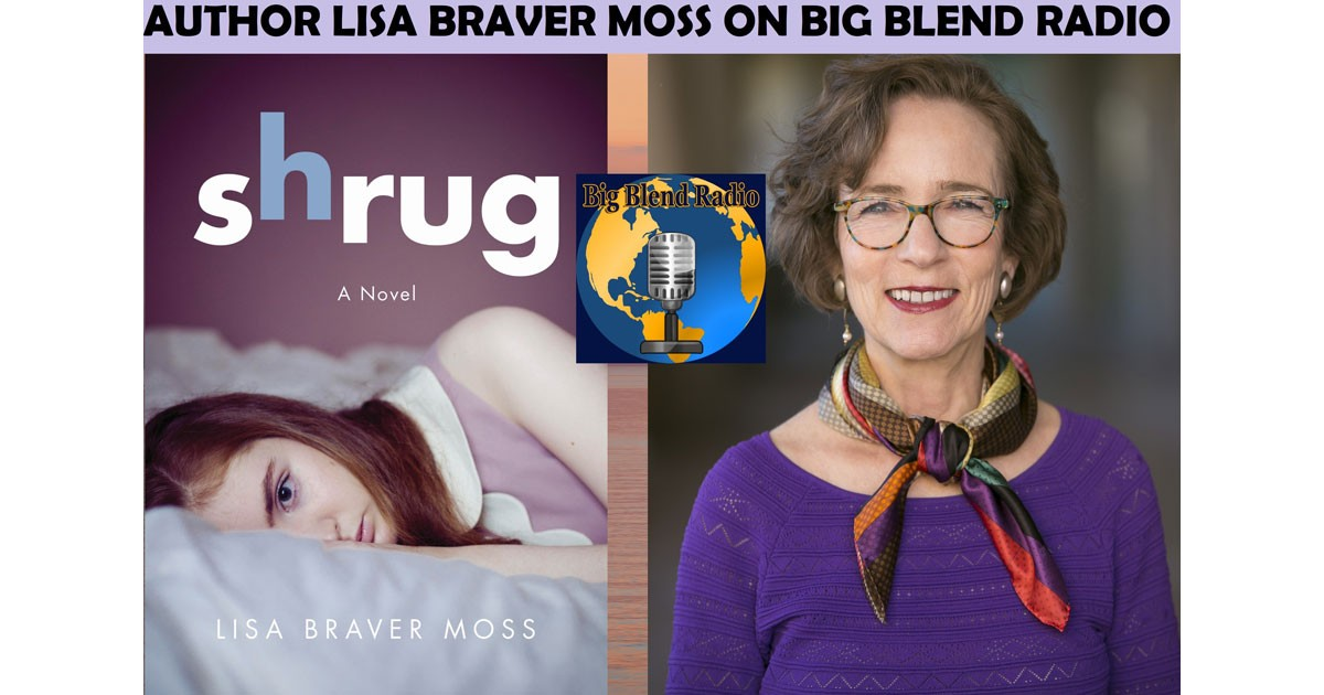 Shrug by Lisa Braver Moss
