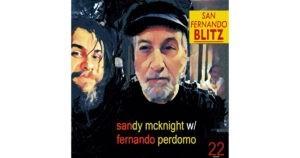 Sandy McKnight and Fernando Perdomo