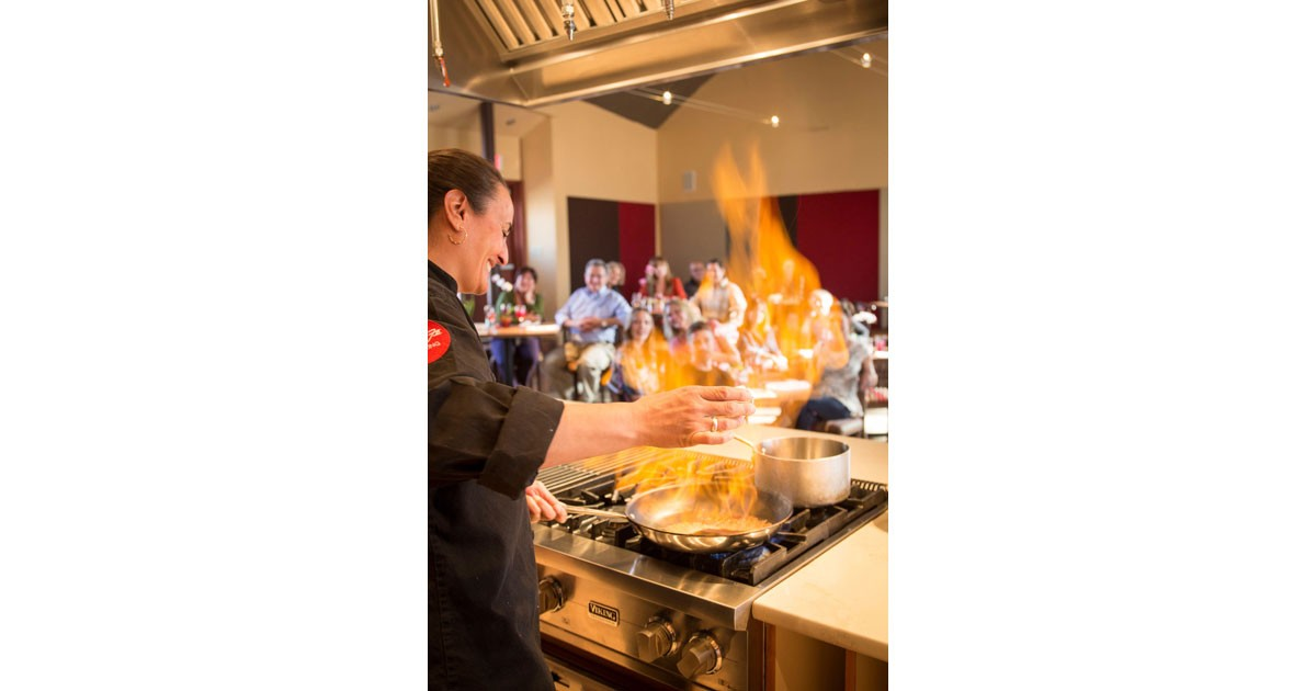 Santa Fe Chef at Santa Fe School of Cooking