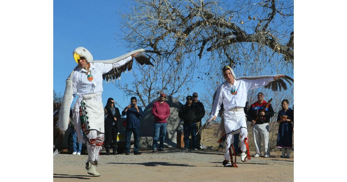 Santa Fe Pojoaque Eagle Dancers