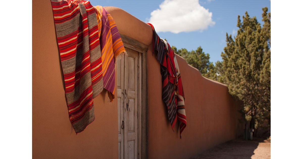 Santa Fe Textiles Adobe
