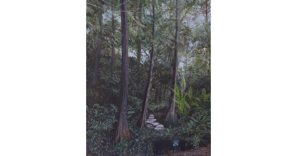 Shannon Torrence - Pans Garden, Palm Beach
