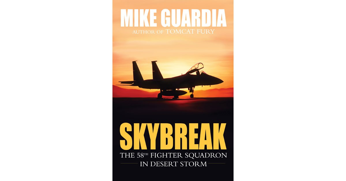 Skybreak by Mike Guardia