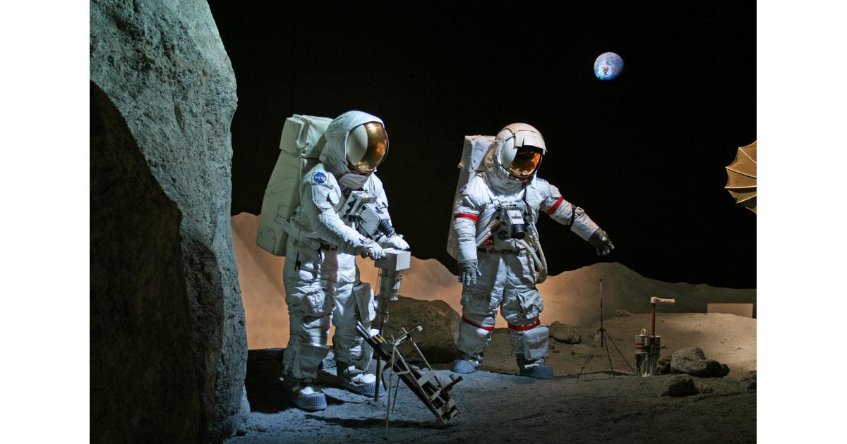 Houston astronauts - Space Center