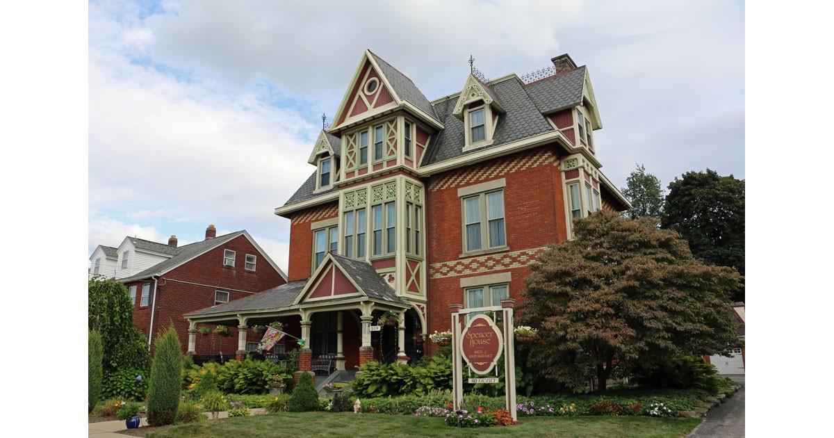 encer House Bed & Breakfast, Erie, Pennsylvania