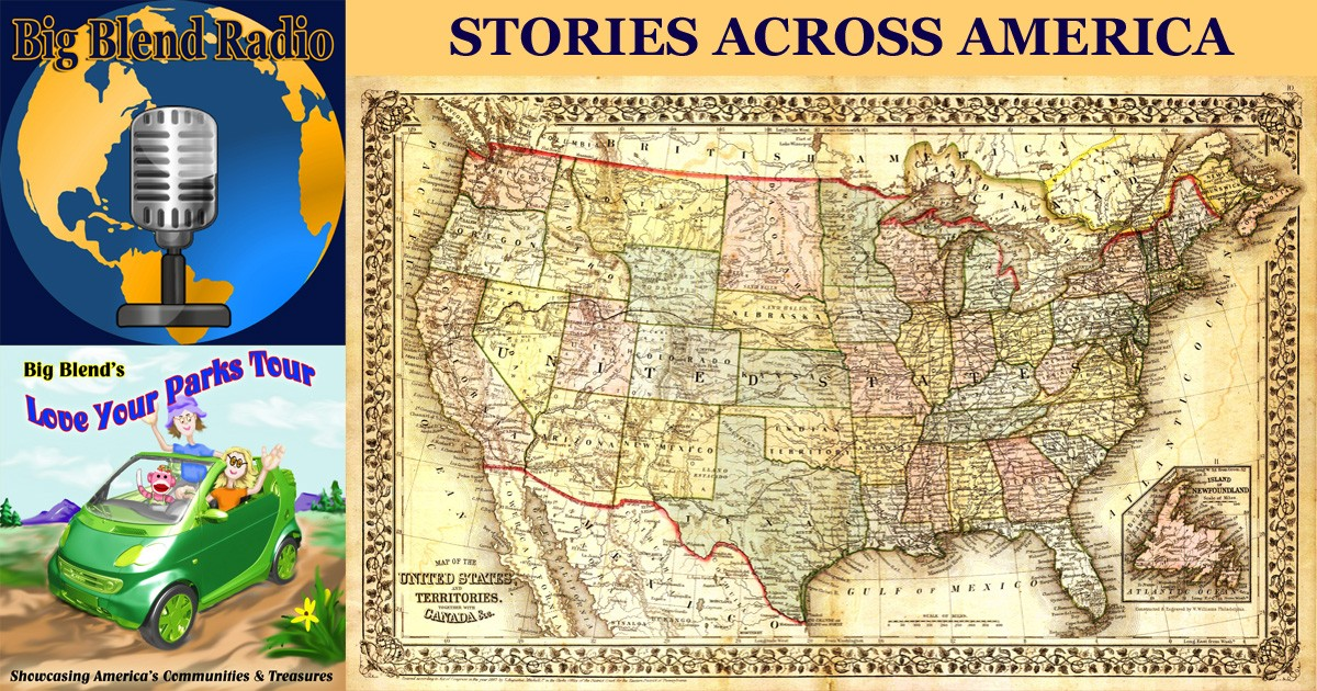 Big Blend Radio - Stories Across America