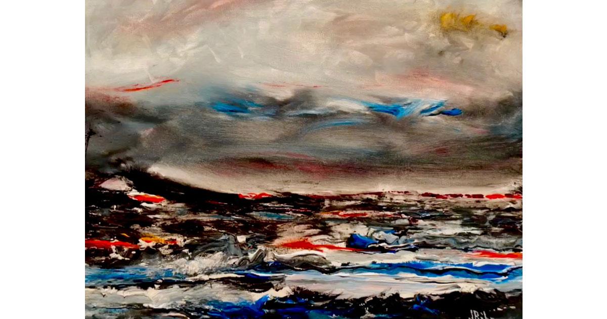 Storm Surge by Jeffry Bihr