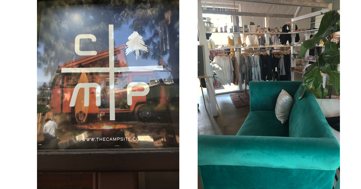 The Camp and The Purre Boutique