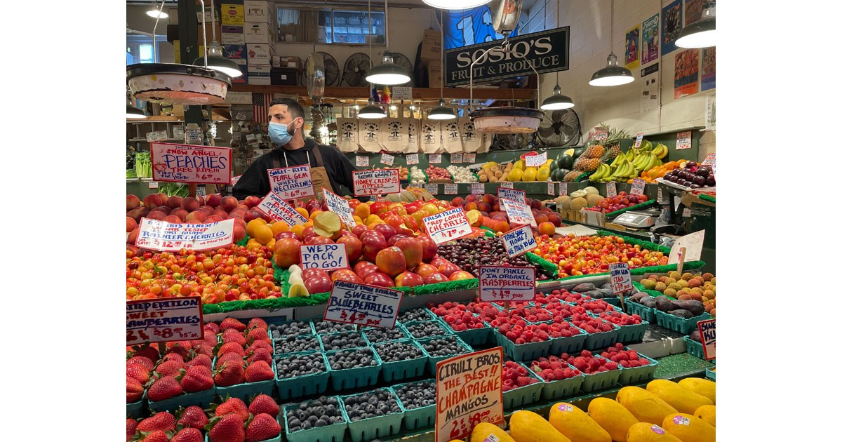 The beauty of produce