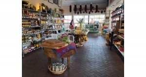 The on-site store is full of kitchen-related goodies with a southwest twist.