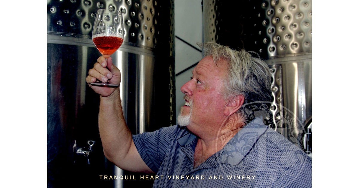 Tranquil Heart WInery,- Bill Schenkle