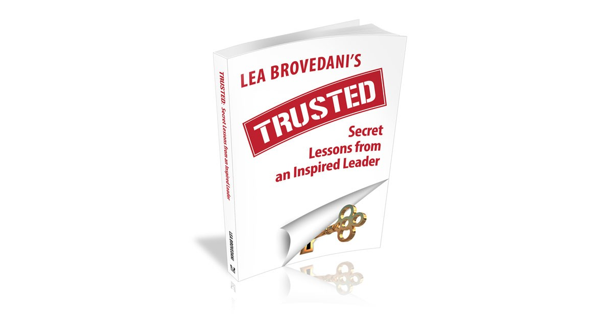 Trusted by Lea Brovedani