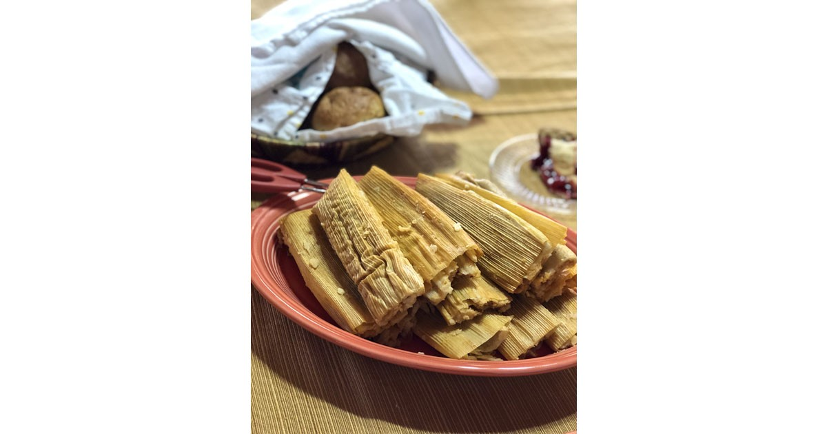 Feast Day Tamales